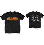 The Beatles Men's Tee: Live in Japan (Back Print)