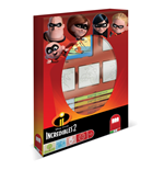 The Incredibles Stationery Set 323539