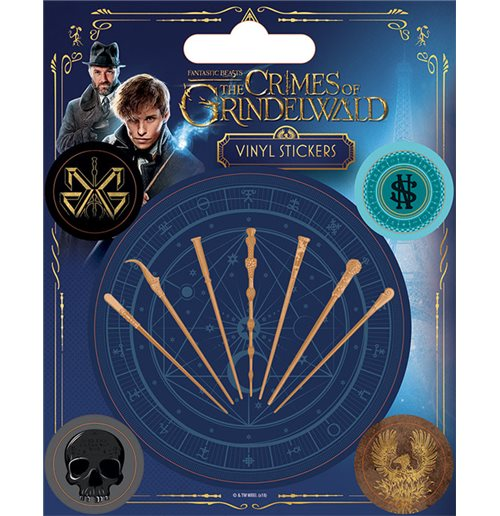 Fantastic beasts Sticker 323573