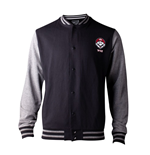Nintendo - Super Mario Varsity Men's Jacket