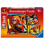 The Incredibles Puzzles 323662