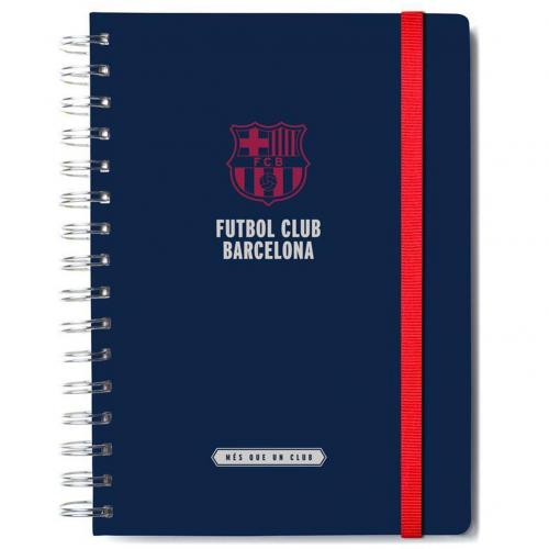F.C. Barcelona Notebook