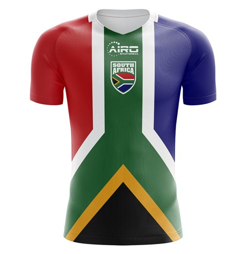2018-2019 South Africa Home Concept Football Shirt (Kids)