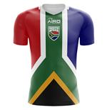 545ef95b3 2018-2019 South Africa Home Concept Football Shirt (Kids)