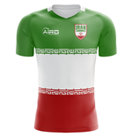 2018-2019 Iran Flag Concept Football Shirt