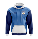 Argentina Concept Country Football Hoody (Sky)
