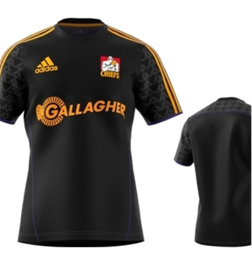 Waikato Chiefs Tecninca Training T-shirt