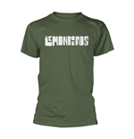 LEMONHEADS, The T-shirt Logo (GREEN)