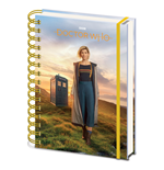 Doctor Who Notepad 324039
