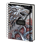 Game of Thrones Notepad 324057