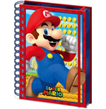 Super Mario Notepad 324117