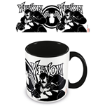 Venom Coloured Inner Mug Black and Bold
