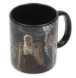 Game of Thrones Mug Dragon & Daenerys