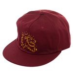 Harry Potter Snap Back Cap Gryffindor 5 Panel Flatbill