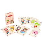 Dr. Slump Playing Cards Characters