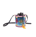 Disney Magic Carped Glitter Drawstring Bucket Bag (Aladdin)