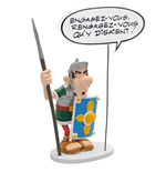 Asterix Collectoys Comics Speech Statue The Roman Legionary 18 cm *French Version*