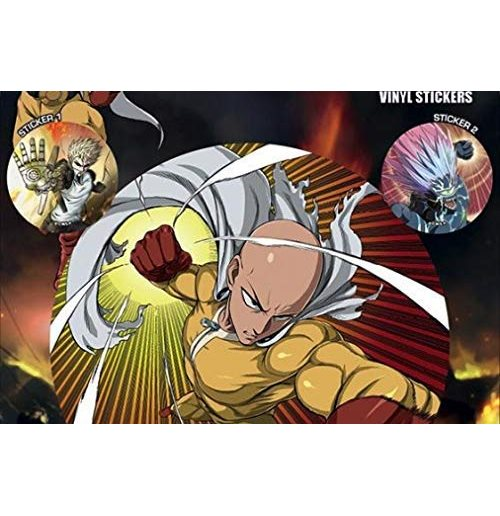 One-Punch Man Sticker 324457