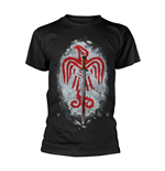 Vikings T-shirt Raven Sword