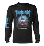 Kvelertak Long Sleeves T-shirt Nattesferd
