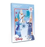 DISNEY Frozen Christmas Advent Calendar with 24 Surprises