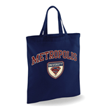 Superman - Metropolis University - Bag Blue