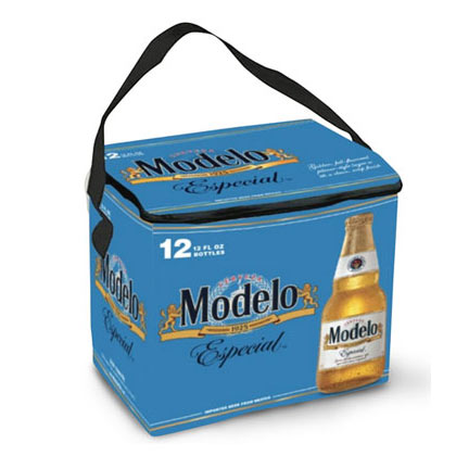 Modelo Blue 12 Bottle Soft Cooler