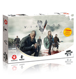 Vikings Jigsaw Puzzle The World Will be Ours