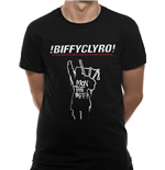 Biffy CLYRO: Mon The Biff (T-SHIRT Unisex )