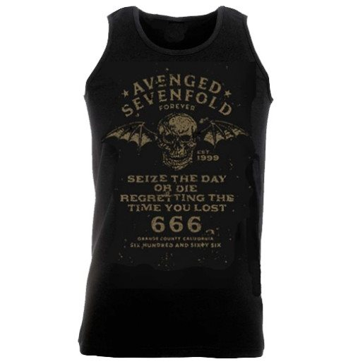 Avenged Sevenfold Tank Top 325201