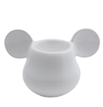 Mickey Mouse 3D White Egg Cup