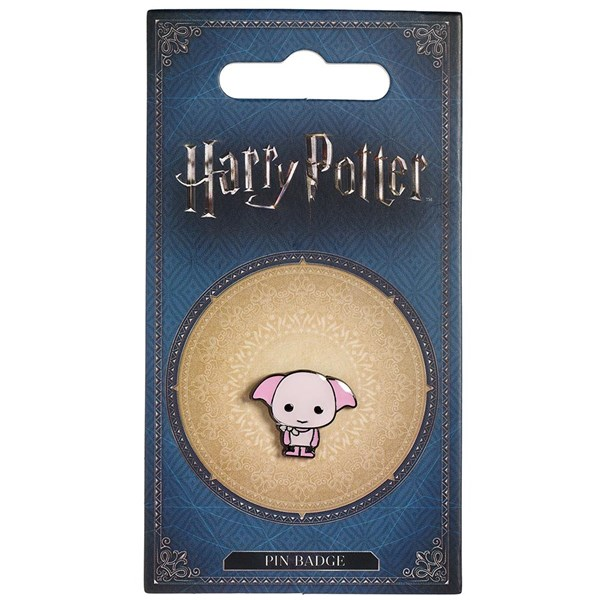 Harry Potter Badge Chibi Dobby