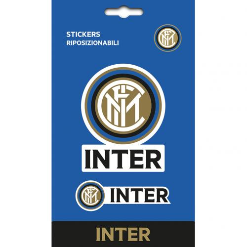 F.C. Inter Milan Crest Sticker
