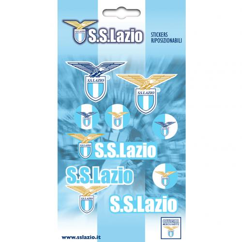 S.S. Lazio Sticker Set