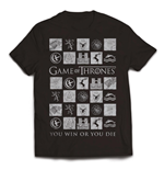 Game of Thrones T-shirt 325532