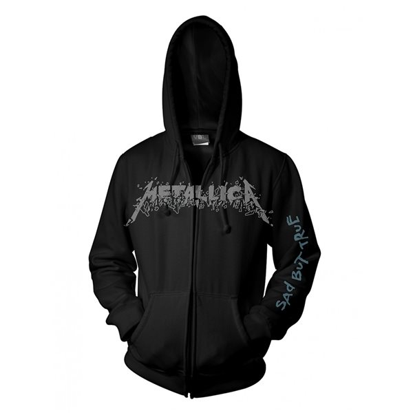 Metallica Sweatshirt Sad But True