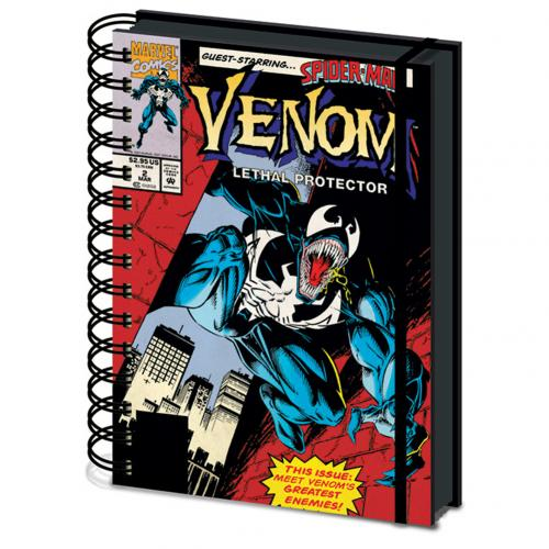 Venom Notebook