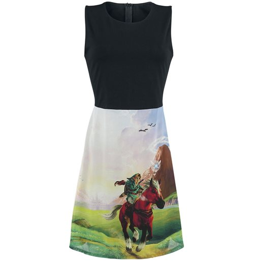 The Legend of Zelda Dress 326735
