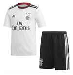 2018-2019 Benfica Adidas Away Full Kit (Kids)
