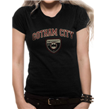 Batman Ladies T-Shirt Gotham City University