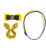Harry Potter Trendy Hair Accessories Hufflepuff