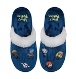 Harry Potter Slippers Stary Night Kawaii  /L