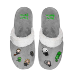 Harry Potter Slippers Kawaii Dark Arts /L