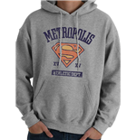 Supergirl Hooded Sweater Athletic Dept