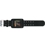 Suffocation Leather Wrist Strap: Pinnacle of Bedlam