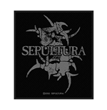 Sepultura Standard Patch: Logo (Loose)
