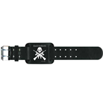 Iron Maiden Leather Wrist Strap: A Matter Of Life And Death