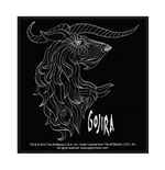 Gojira Standard Patch: Horns (Loose)