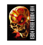 Five Finger Death Punch Standard Patch: And Justice fo None (Loose)