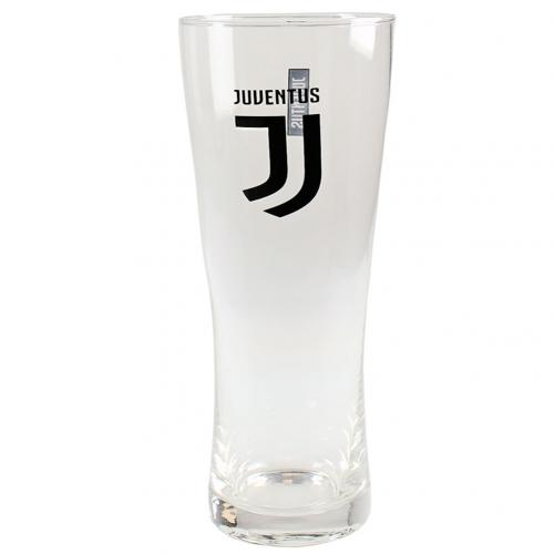 Juventus F.C. Tall Beer Glass